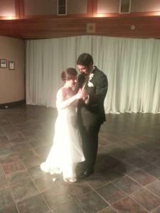 Dancing with Jonathan